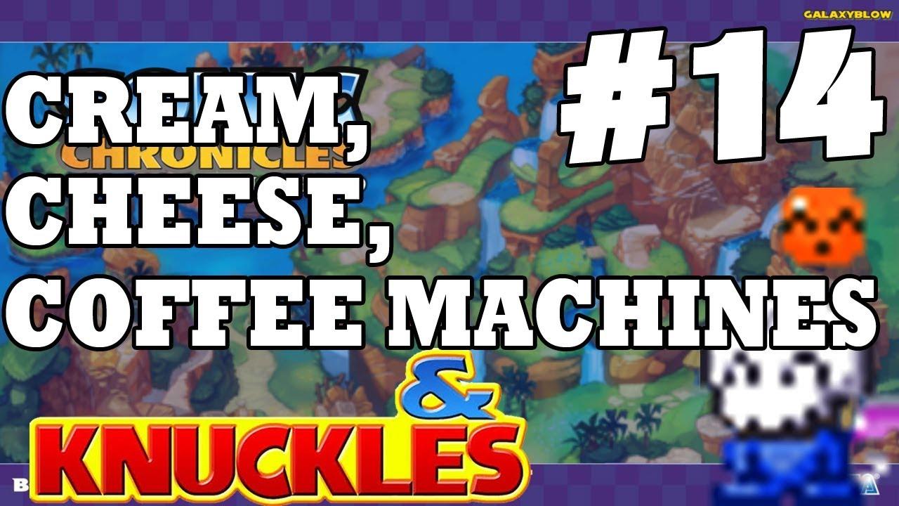 machine knuckles