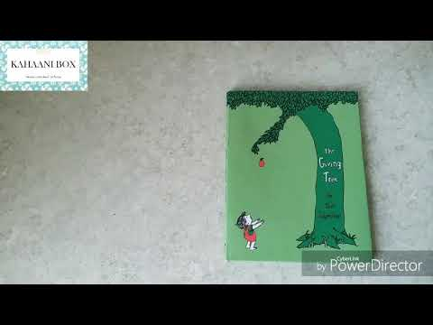 The Giving Tree by Shel Silverstein (English) | Children's books read aloud by Neha