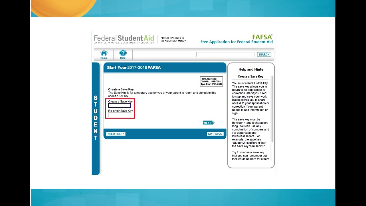 The 2018-2019 FAFSA Just Opened Today. Here's What You Need to Know This Year