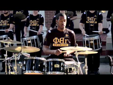 Hardly A Waltz - 2014 University of Southern Mississippi Drum Line