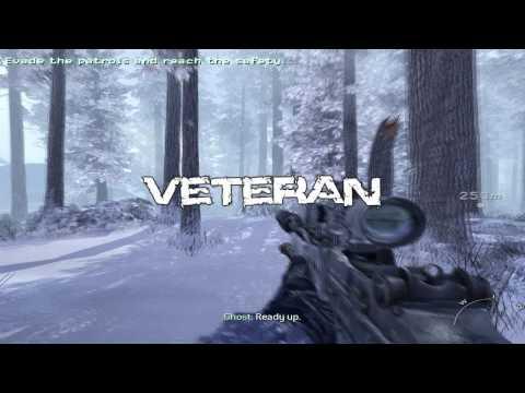 Call of Duty: Modern Warfare 2 - Spec Ops: Evasion (Regular, Hardened and Veteran) - PC