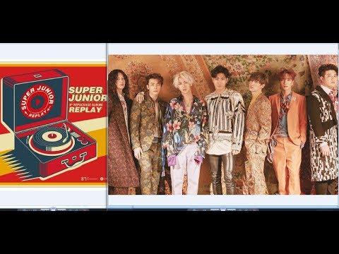 SUPER JUNIOR 슈퍼주니어 – Me & UAlbum REPLAYMP3