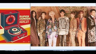 SUPER JUNIOR (슈퍼주니어) – Me & U[Album REPLAY](MP3)