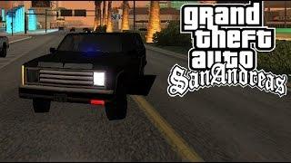GTA San Andreas: FBI Rancher Mod Emergency Lights Effect