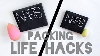 How To Pack Like A PRO!! Travel Life Hacks You Need To Know About!