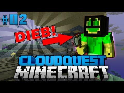 AUF frischer TAT ERTAPPT?!  Minecraft Cloudquest 02 DeutschHD