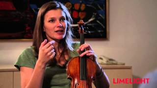 Interview: Janine Jansen on Brahms