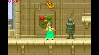 Level 3 - Barbie in the 12 Dancing Princesses GBA Music