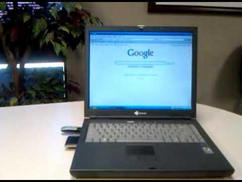 Gateway M305 Drivers Windows XP