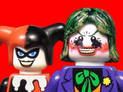 "Lego Batman - Joker Watches ""The Hills"""