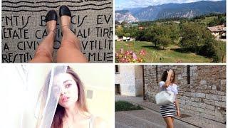 #ВЛОГ: Италия | Trento | ЗАЖИГАЕМ в отеле! #Eskinyana