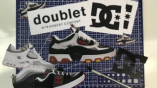 DC SHOES : DOUBLET COLLAB