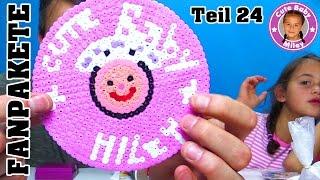 Fanpakete CuteBabyMiley GESCHENKE OHNE ENDE für Miley - DANKE | Kinderwelt Tube