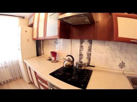 Трехкомнатная квартира в Брянске 85 м²