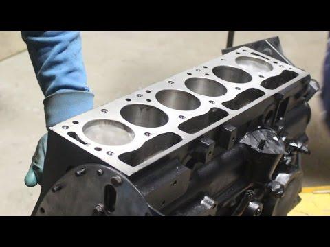 1970 Triumph TR6 Restoration Project - Part 7 - Assembling The Engine
