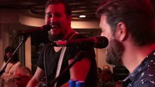 Totalt Frispel (Chris Andersen - Anton Körberg) - Live