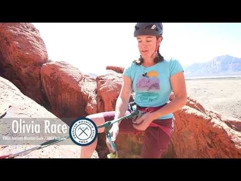 How To Set Up An Improvised Rappel