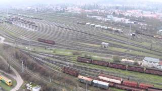 Seřazovací nádraží Brno Maloměřice