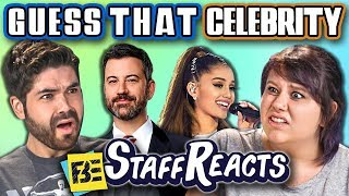GUESS THAT MUSIC VIDEO CHALLENGE (I Write Humble November Girls) | FBE Staff React