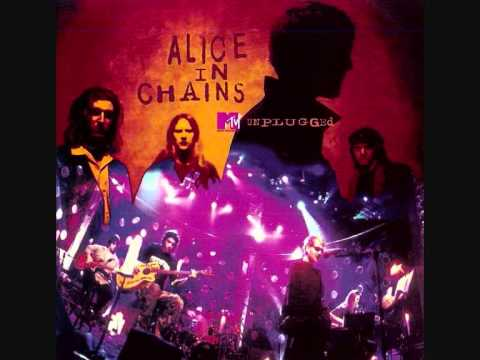 Alice In Chains-Rooster MTV Unplugged