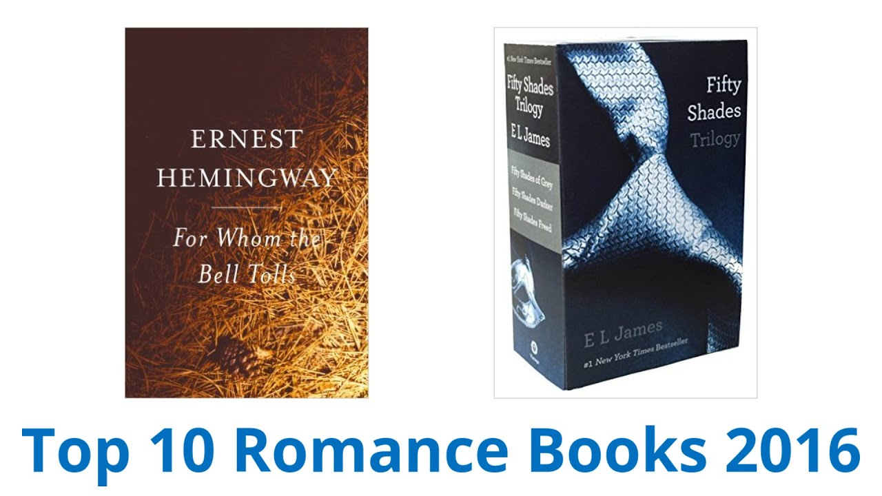 10 Best Romance Books 2016 Youtube