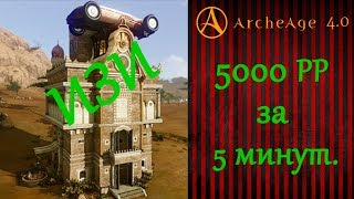 ArcheAge - Ремесленная Репутация это ИЗИ ГОЛДА!