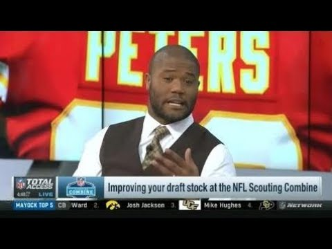 NFL Total Access 2/26/2018 - Marcus Peters, Blake Bortles & 2018 NFL Scouting Combine