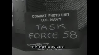 Fast Carrier Task Force In Wwii  Task Force 58  Marianas Turkey Shoot  44904