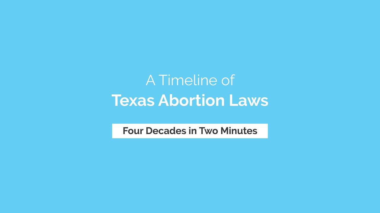 abortion laws texas A federal judge on monday placed a temporary halt on a texas law requiring abortion providers to dispose of aborted fetal tissue through burial or cremation, saying the state has not shown how the measure has a public health purpose.