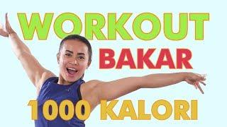 Cara Menurunkan Berat Badan Dengan Bakar 1000 Kalori   Gerakan HIT Workout