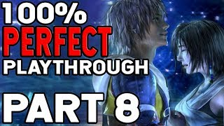 Final Fantasy X 100% Perfect Playthrough Part 8 The Operation