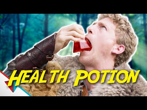 What To Do With Empty Health Potions - Health Potion