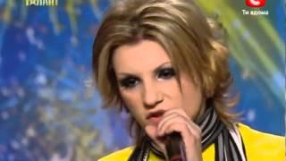 Украина мае талант 4 АНТОН АГАФОНОВ 31 03 12