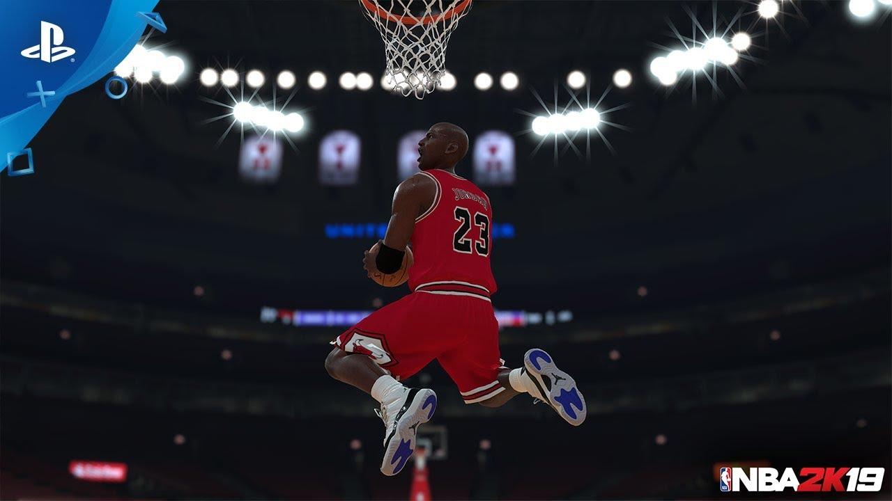 5be40ebd632 NBA 2K19 - MyTEAM: Michael Jordan Signature Series Packs | PS4 - YouTube