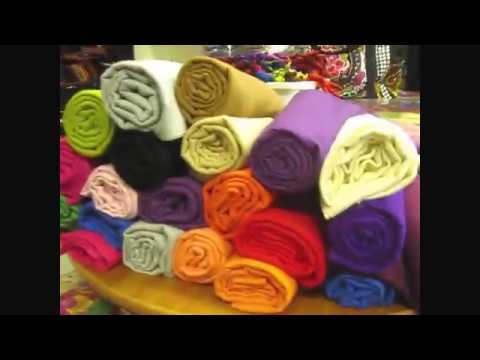 Hanoi Shopping Tour  Van Phuc Silk Village- Vietflametours