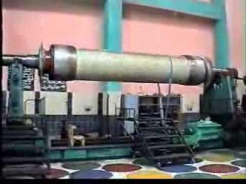 Balancing of AlStom Generator motor 150MW