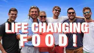 Food Experiences That CHANGED OUR LIVES - Game Changers #Spon