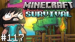 Minecraft : Survival - Part 117 - Back To The Ocean Monument