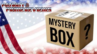 Patriot Prime & Son get a Mystery Box from Colossal Toys