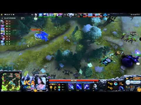 VG vs Cloud9 - WCA 2014 LAN LB Round 3 - Game 1
