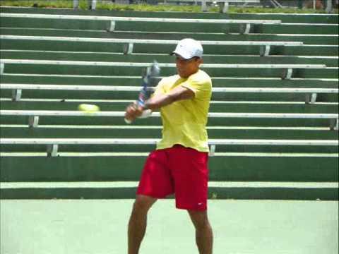 Cecil Mamiit US Open National Playoffs Interview