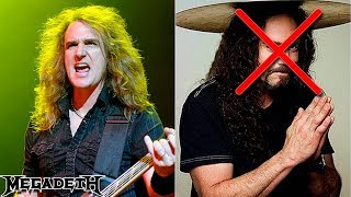 David Ellefson: Why Nick Menza Got FIRED From Megadeth!