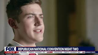 "NICK SANDMANN'S STORY: ""Teen who wore MAGA hat"" speaks during RNC night two"