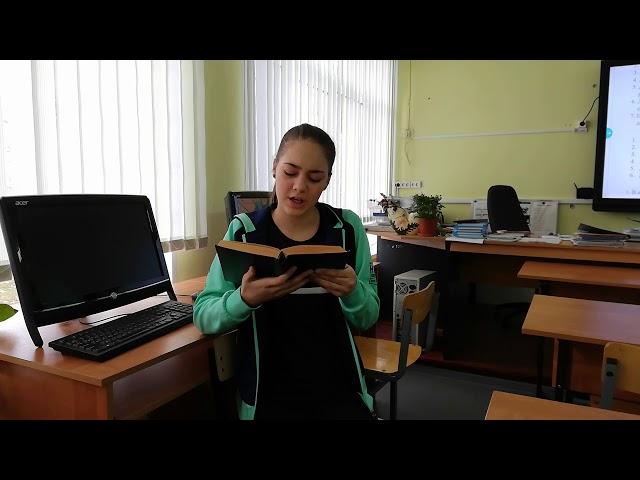 Изображение предпросмотра прочтения – НинаСинельникова читает отрывок изпроизведения «Накануне» И.С.Тургенева