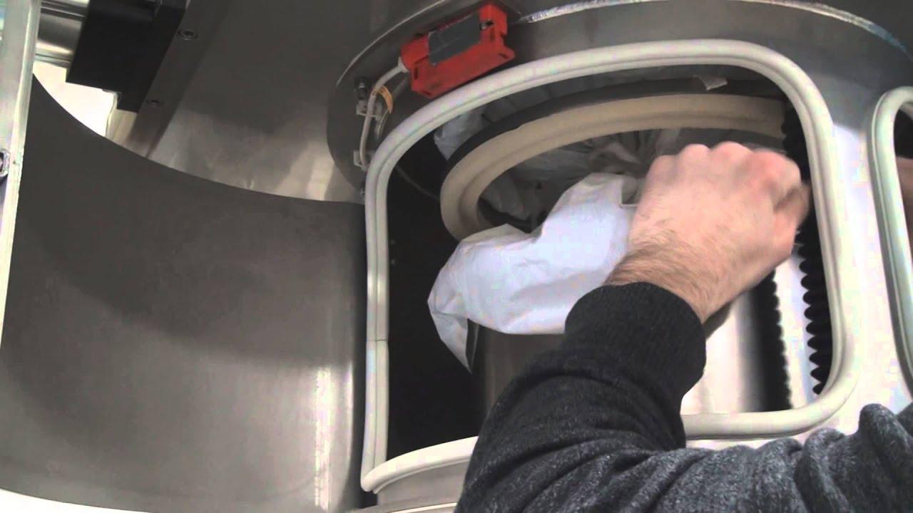 Material Master Bulk Bag Discharger Youtube