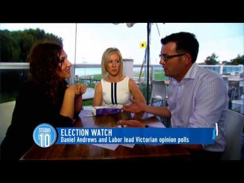 Victorian Election Watch: ALP's Daniel Andrews