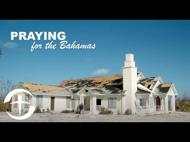 Praying for the Bahamas