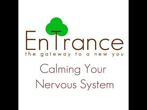 (50') Nervous system - Calming your Nervous System - Self Help - Guided Hypnosis/Meditation.