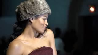 Kontessia Atkins in Downtown Fashion Week