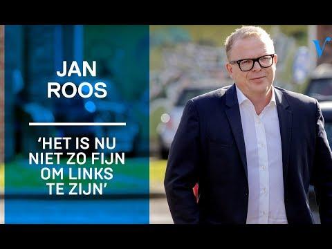 Jan Roos: 'Het is nu niet zo fijn om links te zijn' | Radio Veronica Inside
